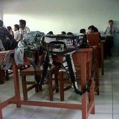 Photo taken at SMAN 2 Denpasar by Aditya D. on 1/1/2013
