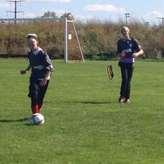 Photo taken at Uihlein Soccer Park by Donnie G. on 9/14/2014