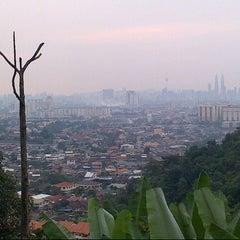 Photo taken at Bukit Ampang by Arrifaee S. on 9/23/2012
