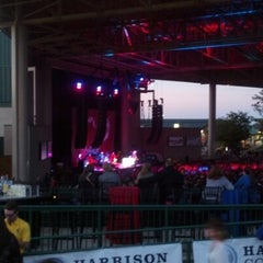 Photo taken at Klipsch Music Center by Thomas H. on 9/15/2012