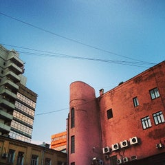 Photo taken at MEDIAШКОЛА by Kirill M. on 3/10/2014