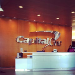 Photo taken at Capital One Financial Corporation by Rich C. on 5/22/2013