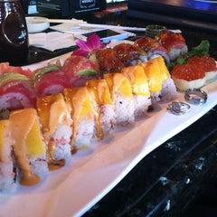 Photo taken at Saga Steakhouse & Sushi Bar by James M. on 7/29/2013