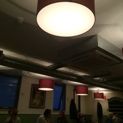 Photo taken at Gustoso Ristorante & Enoteca by Mel W. on 7/25/2014