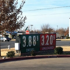 Photo taken at Murphy Express by Frank M. on 11/28/2012