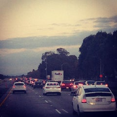 Photo taken at US-101 (Bayshore Fwy) by Arman S. on 10/30/2013