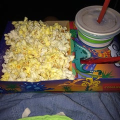 Photo taken at Galaxy Colony Square Theatres by Alexandria D. on 6/24/2014