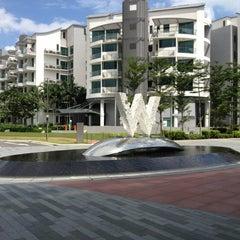 Photo taken at W Singapore by Yevgeniya B. on 1/25/2013