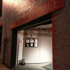 Photo taken at Hillyer Art Space by JR R. on 3/8/2014