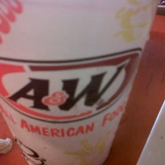 Photo taken at A&W by Okok P. on 11/17/2015