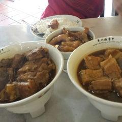 Photo taken at 宝香绑线肉骨茶 (Pao Xiang Bak Kut Teh) by Athena B. on 5/6/2014
