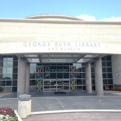 Photo taken at George Bush Presidential Library and Museum by Susan G. on 5/14/2013