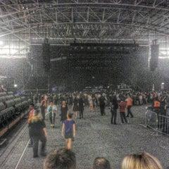 Photo taken at HBF Stadium by Christopher J. on 3/25/2014