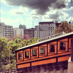 Photo taken at Angels Flight Railway by Andy S. on 11/18/2012