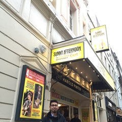 Photo taken at Harold Pinter Theatre by Fit F. on 7/24/2015