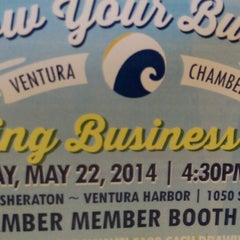 Photo taken at Four Points by Sheraton Ventura Harbor Resort by Ben G. on 5/23/2014