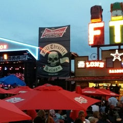 Photo taken at Full Throttle Saloon by Roger S. on 8/7/2014