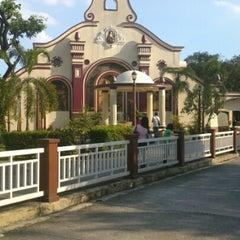 Photo taken at Monasterio De Santa Clara by Bert S. on 11/1/2012