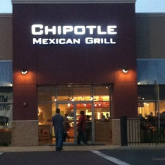 Photo taken at Chipotle Mexican Grill by Lisa F. on 5/5/2012