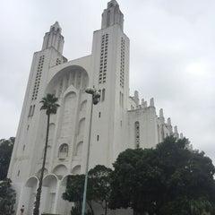 Photo taken at Église Du Sacré-Cœur by miss wang W. on 7/31/2015