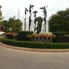 Photo taken at The Crystal (เดอะ คริสตัล) by saran p. on 9/27/2012