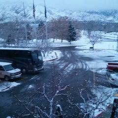 Photo taken at Salt Lake City Marriott University Park by Anson J. on 12/29/2014