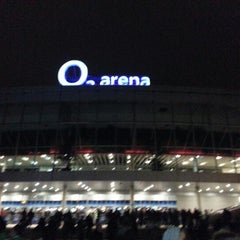 Photo taken at O2 Arena by Jake H. on 11/26/2012