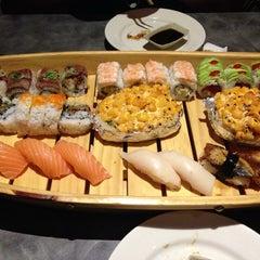 Photo taken at Tasu Asian Bistro Sushi & Bar by Cord S. on 7/7/2013