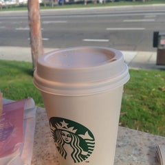 Photo taken at Starbucks by Huda A. on 8/18/2014