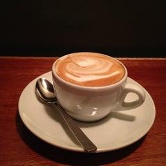 Photo taken at 커피키친 by jennifer y. on 10/2/2012