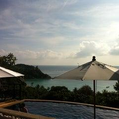 Photo taken at Chintakiri Resort by Virginie C. on 1/14/2013