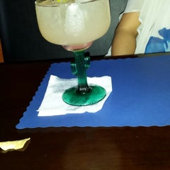 Photo taken at Azul Tequila by andrew f. on 5/6/2014