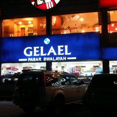 Photo taken at Gelael Pasar Swalayan by UQie R. on 12/31/2012