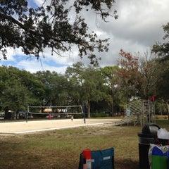 Photo taken at Downey Park by Heather K. on 11/17/2012