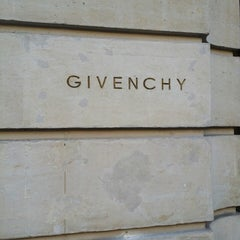 Photo taken at Givenchy by Chris S. on 9/16/2014