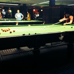 Photo taken at Mone Snooker by Max Y. on 7/10/2014
