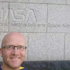 Photo taken at NASA HQ by Marcus L. on 9/15/2014