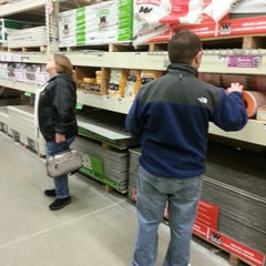 Photo taken at The Home Depot by Anna B. on 2/10/2013