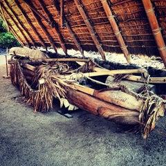 Photo taken at Puʻuhonua o Hōnaunau National Historical Park by Tyrus M. on 2/5/2013