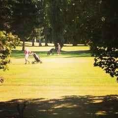 Photo taken at Golf du Coudray by Roman N. on 8/15/2013