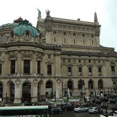 Photo taken at W Paris – Opéra by Erika L. on 9/18/2013