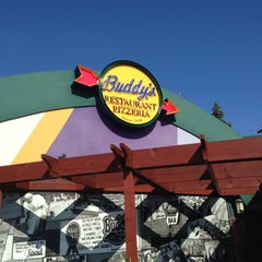 Photo taken at Buddy's Pizza by Allie L. on 6/30/2013