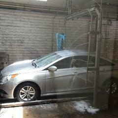 Photo taken at Sherman Oaks Car Wash by Dan P. on 7/24/2014