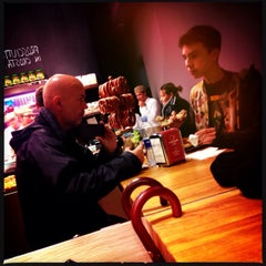 Photo taken at Delicatessen by paolo l. on 10/22/2013
