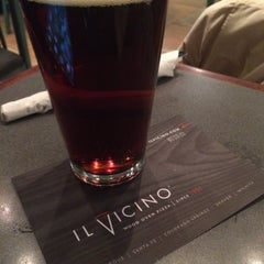 Photo taken at Il Vicino by Brian A. on 11/20/2014