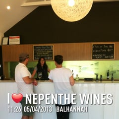 Photo taken at Nepenthe Wines by Mr.Saxobeat on 4/5/2013