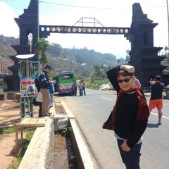 Photo taken at Dieng Plateau by Somrit P. on 8/25/2015