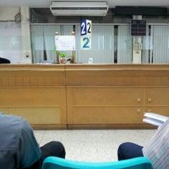 รูปภาพถ่ายที่ สำนักงานประกันสังคม จังหวัดปทุมธานี โดย ekakachai c. เมื่อ 10/25/2012