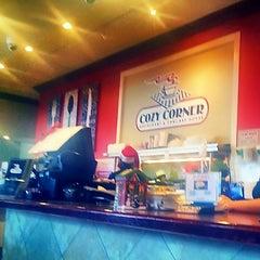 Photo taken at Cozy Corner Restaurant & Pancake House by Bee G. on 12/22/2014