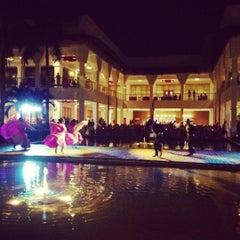 Photo taken at Grand Riviera Princess Resort & Spa by Anton T. on 6/8/2012